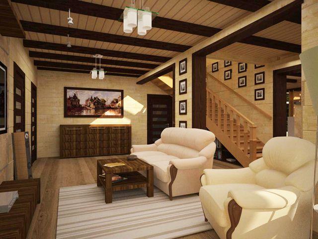 Проекты домов и бань - sk-domastroyru