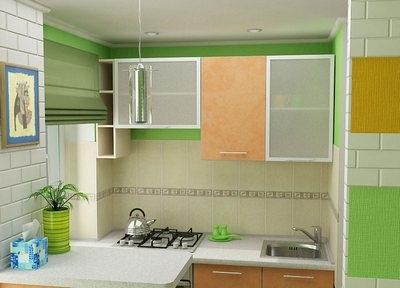 Фото отделки пластиком кухни