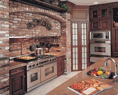 Какие материалы можно использовать для отделки кухни