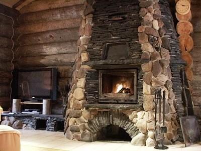 Как оформить камин для домашнего интерьера