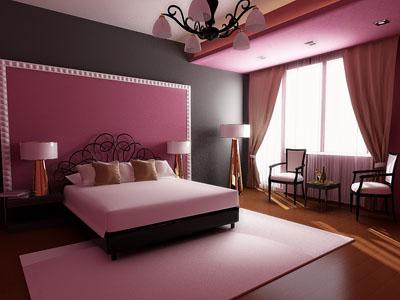 Делаем спальню современной и привлекательной