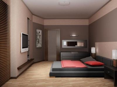 ремонт в спальне 12 квадратов фото