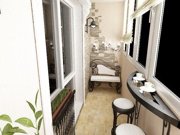Отделка балконов фото дизайн