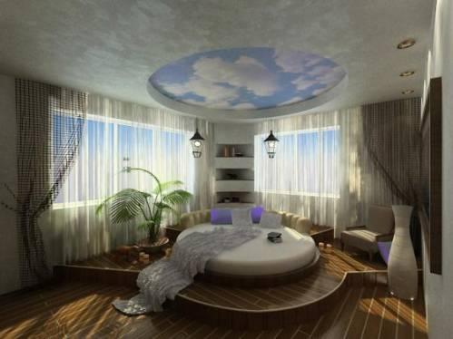 Как оформить дизайн спальни 12 квадратов