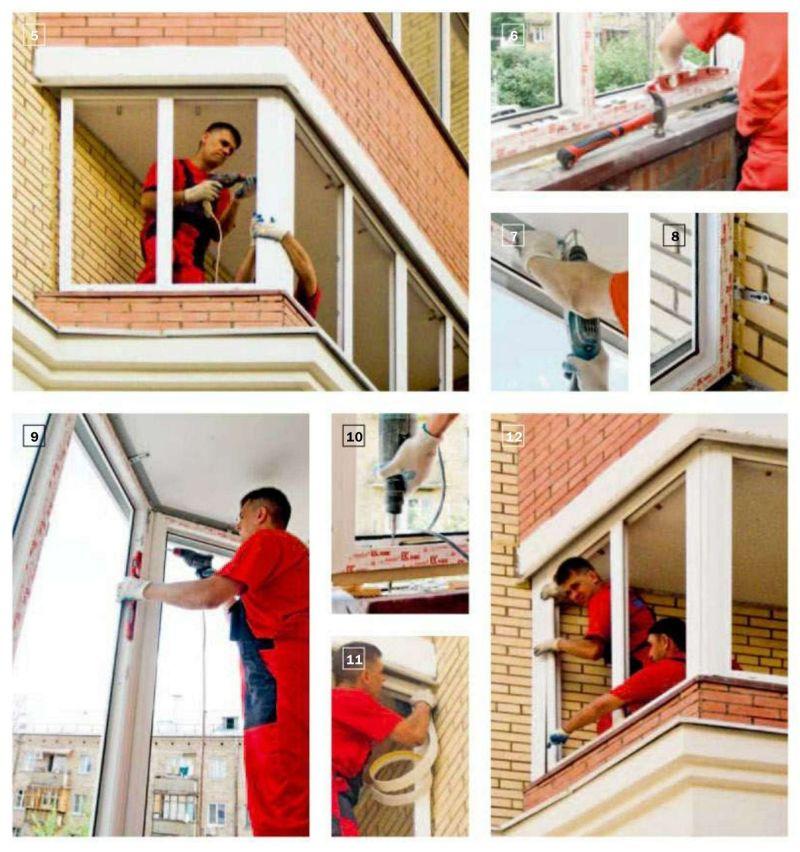 Остекление и отделка балконов и лоджий - выбор за вами!.