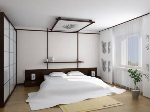 Идеи для вашей спальни 18 квадратов
