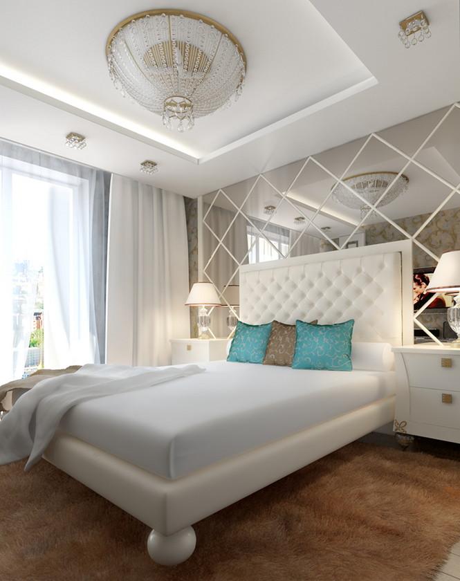 дизайн спальни 4 на 4 идеи по оформлению