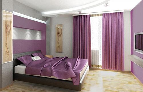 http://sam-sebe-dizainer.com/public/images/Фиолетовый цвет в спальне по фен-шуй