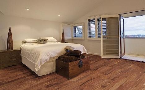 Как выбрать пол для спальни