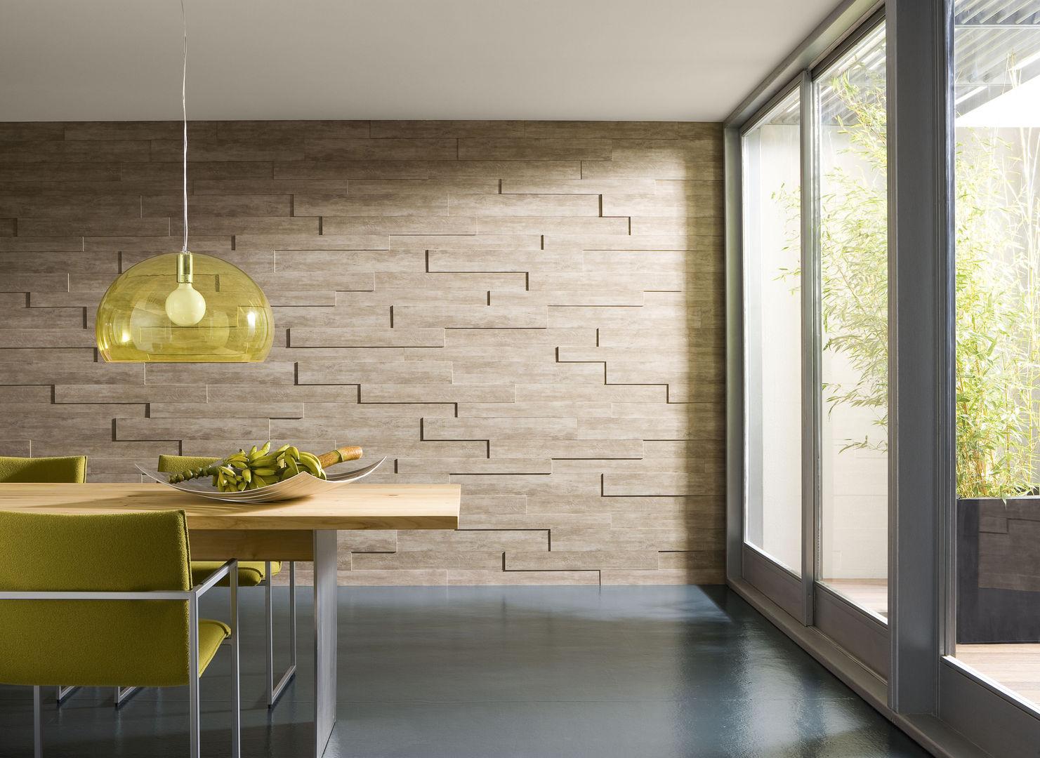 Какие встречаются стеновые покрытия для внутренней отделки