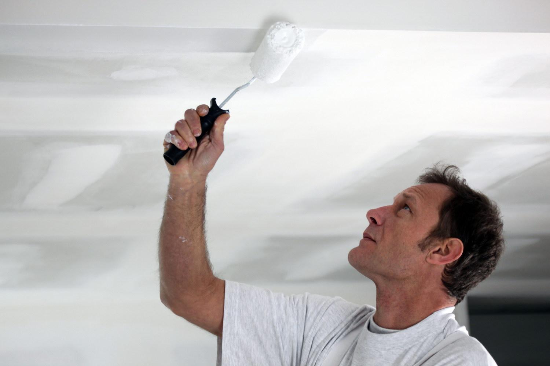 http://sam-sebe-dizainer.com/public/images/Покраска гипсокартонного потолка
