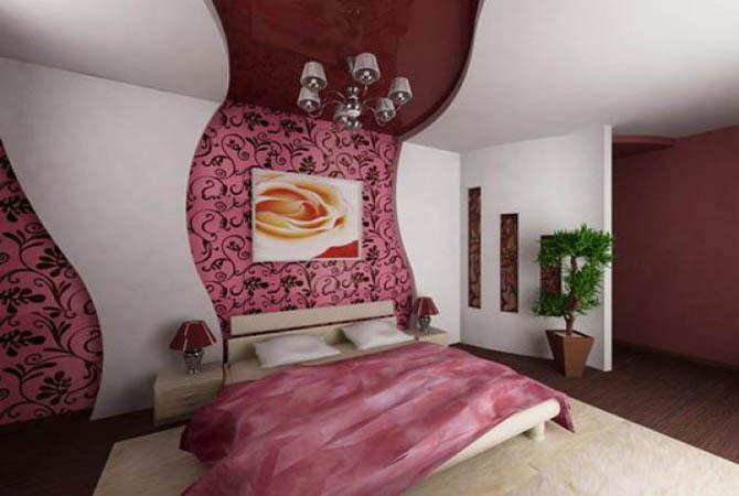 Оформление спальни в обычной квартире