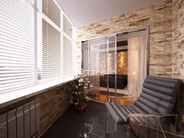 Как отделать балкон и выбрать материал?