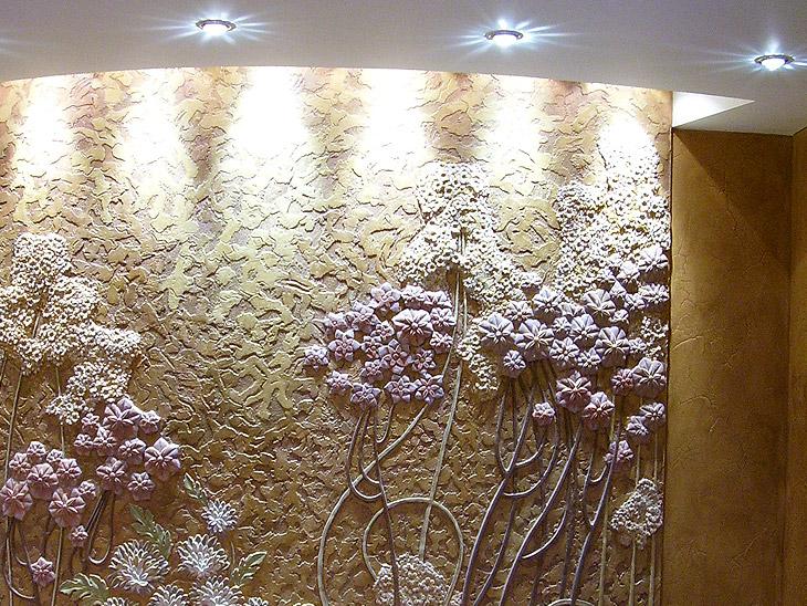 Декоративные панели для стен в интерьере: 75 идей