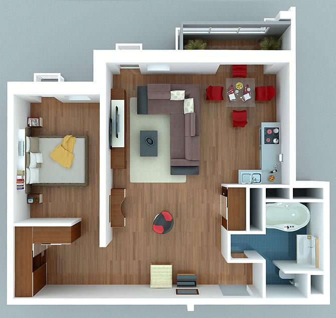 http://sam-sebe-dizainer.com/public/images/Как оформить квартиру-студию