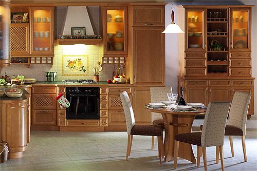 Как совместить кухню со столовой