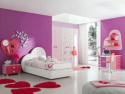 Как должна выглядеть спальня для девушки