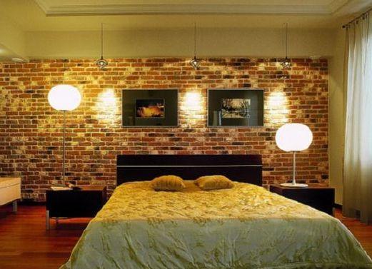 Стеновые панели под камень для внутренней отделки в интерьере