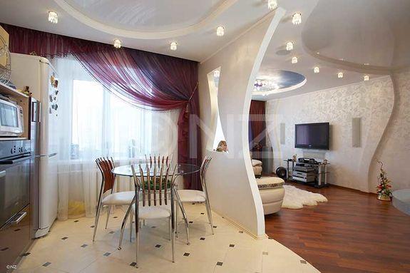 в одной комнате и зал и спальня планирование помещения