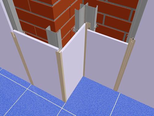 Стеновые пластиковые панели для внутренней отделки, этапы работ